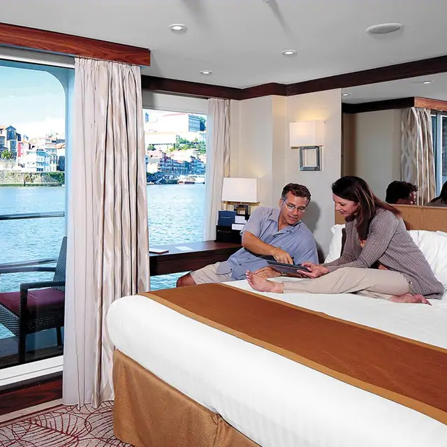 Outside Balcony Staterooms Abc