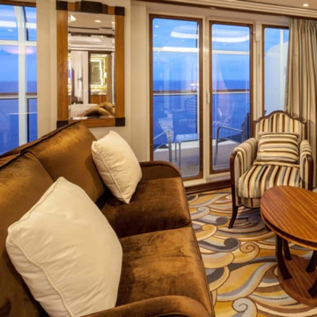 Concierge Staterooms