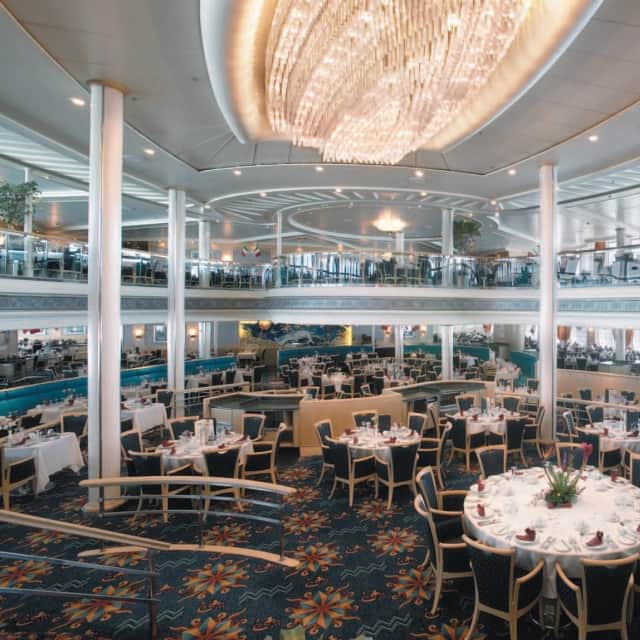 Aquarius Dining Room