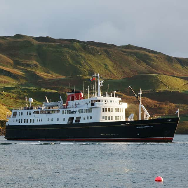 Hebridean Island Princess